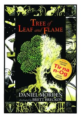 Tree of Leaf and Flame by Daniel Morden