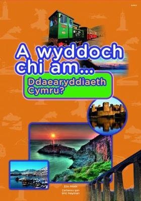 Cyfres a Wyddoch Chi: A Wyddoch Chi am Ddaearyddiaeth Cymru? by Elin Meek