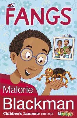 Fangs by Malorie Blackman