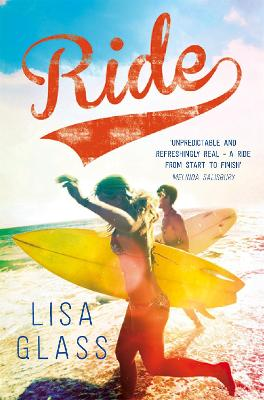 Blue: Ride Book 3 by Lisa Glass, Lisa Glass