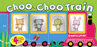 Felt Friends Choo Choo Train by Bianca Lucas