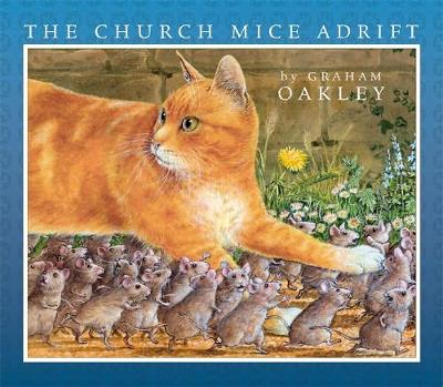 The Church Mice Adrift by Graham Oakley