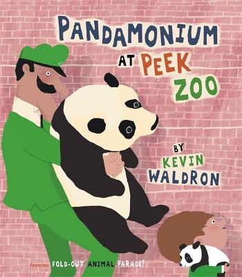Pandamonium at Peek Zoo by Kevin Waldron