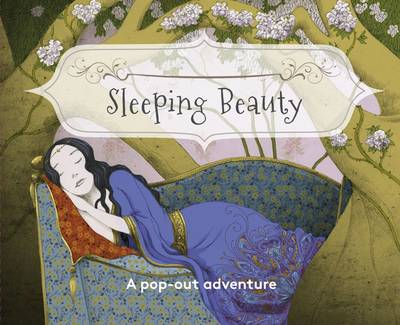 Pocket Fairytales: Sleeping Beauty by Paul Hess