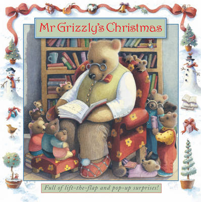 Mr Grizzly's Christmas by Libby Hamilton