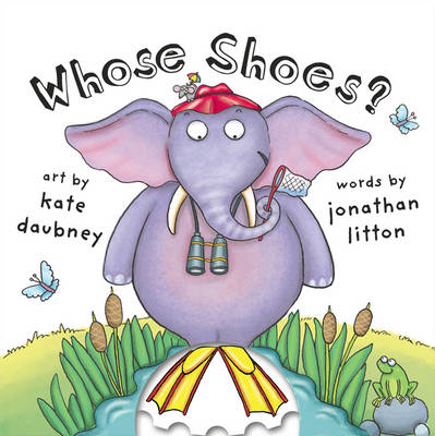 Whose Shoes? by Jonathan Litton