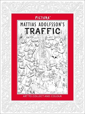 Pictura: Traffic by Mattias Adolfsson