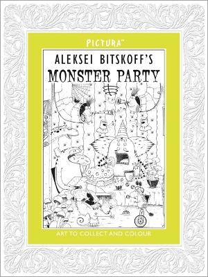 Pictura: Monster Party by Aleksei Bitskoff