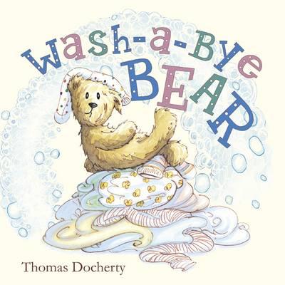 Wash-a-bye Bear by Thomas Docherty