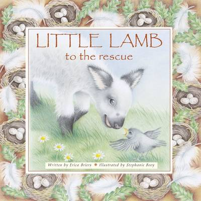 Little Lamb to the Rescue by Erica Briers