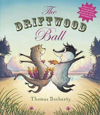 Driftwood Ball by Thomas Docherty