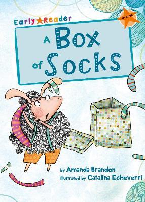A Box of Socks (Early Reader) by Amanda Brandon
