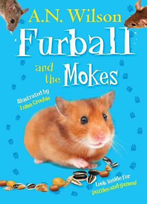 Furball and the Mokes by A. N. Wilson