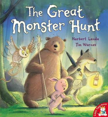 The Great Monster Hunt by Norbert Landa