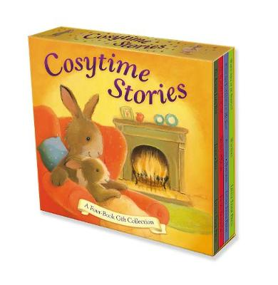 Cosytime Stories A Four-Book Gift Collection by Various Authors