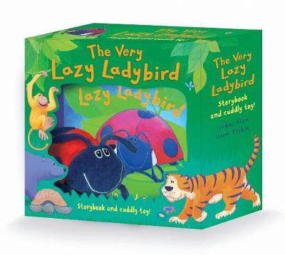 The Very Lazy Ladybird by Isobel Finn, Jack Tickle