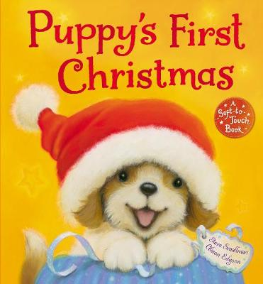 Puppy's First Christmas by Steve Smallman, Alison Edgson