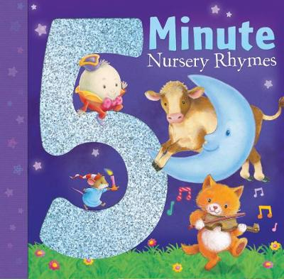 5 Minute Nursery Rhymes by