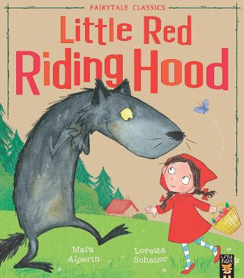Little Red Riding Hood by Mara Alperin