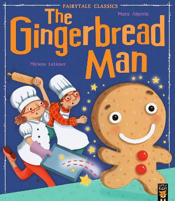 The Gingerbread Man by Mara Alperin