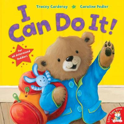 I Can Do It! by Tracey Corderoy