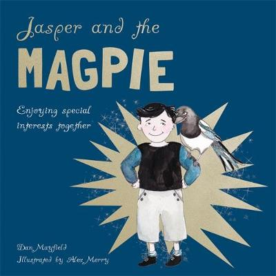 Jasper and the Magpie Enjoying special interests together by Dan Mayfield