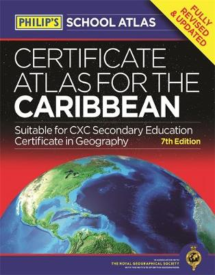 Philip's Certificate Atlas for the Caribbean 7th Edition by