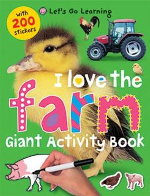 I Love the Farm I Love Padded by Roger Priddy