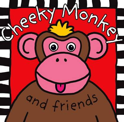 Cheeky Monkey by Roger Priddy