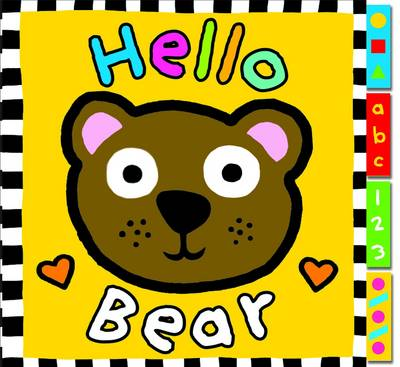 Hello Bear by Roger Priddy