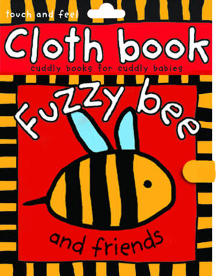 Fuzzy Bee Cloth Books by Roger Priddy