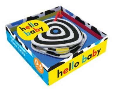 Hello Baby Flash Cards by Roger Priddy