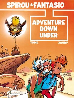 Spirou Adventure Down Under by Tome