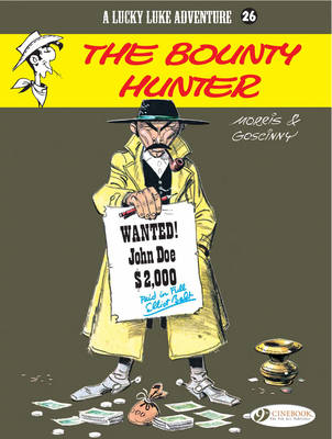 Lucky Luke Bounty Hunter by Goscinny