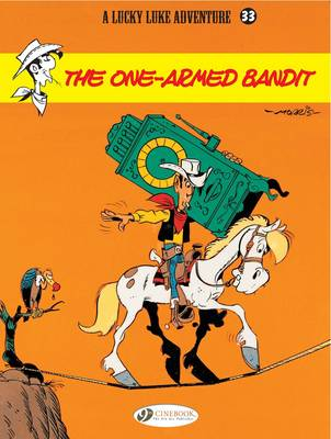 Lucky Luke One-armed Bandit by Bob de Groot
