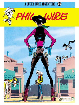 Lucky Luke Phil Wire Phil Wire by Morris, Morris