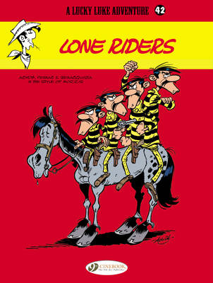 Lucky Luke Lone Riders by Tonino Benacquista, Daniel Pennac