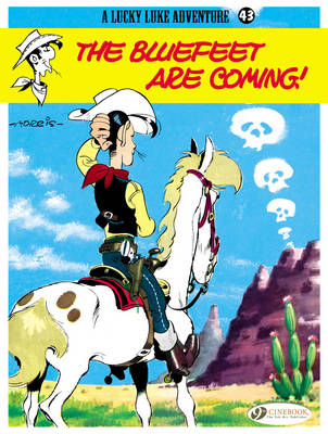 Lucky Luke Bluefeet are Coming! by Morris