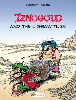 Iznogoud Iznogoud and the Jigsaw Turk by Goscinny