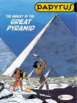 Papyrus The Amulet of the Great Pyramid by Lucien de Gieter
