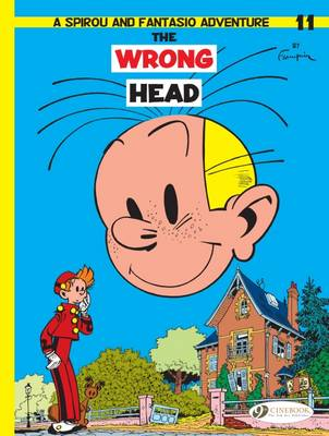 The Wrong Head by Andre Franquin