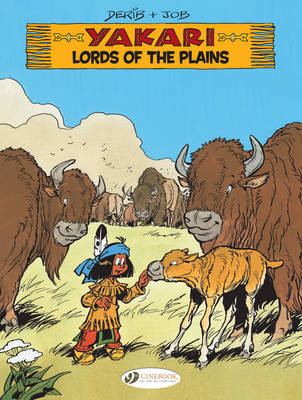Lords of the Plain by Job, Derib