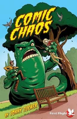 Comic Chaos by Jonny Zucker