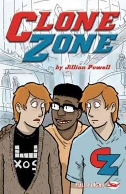 Clone Zone by Jillian Powell