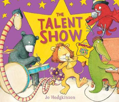 The Talent Show by Jo Hodgkinson