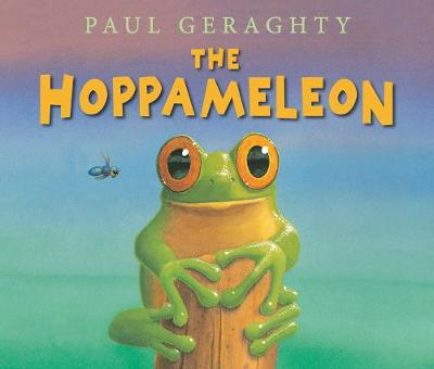 The Hoppameleon by Paul Geraghty