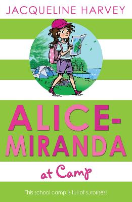 Alice-Miranda at Camp by Jacqueline Harvey