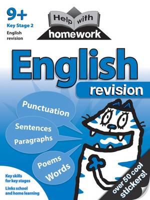 Help with Homework 9+ English Revision by Nina Filipek