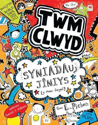 Cyfres Twm Clwyd: Syniadau Jniys (y rhan fwyaf) by Liz Pichon