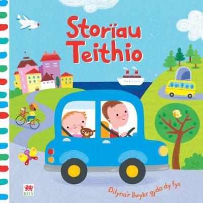Cyfres Dilyna'r Llwybr gyda dy Fys: Storau Teithio by Mared Furnham